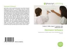 Couverture de Hermann Schwarz