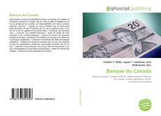 Banque du Canada kitap kapağı