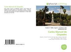 Portada del libro de Carlos Manuel de Céspedes