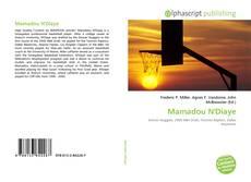 Couverture de Mamadou N'Diaye