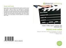 Bookcover of Bolek and Lolek