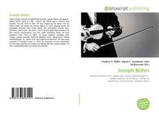 Capa do livro de Joseph Böhm