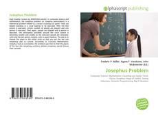 Josephus Problem kitap kapağı