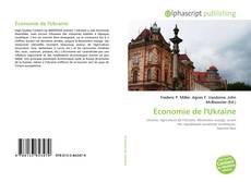 Bookcover of Économie de l'Ukraine