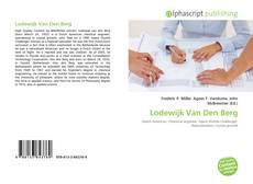 Copertina di Lodewijk Van Den Berg