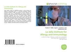 La Jolla Institute for Allergy and Immunology的封面