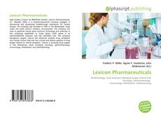 Bookcover of Lexicon Pharmaceuticals