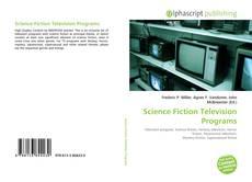 Обложка Science Fiction Television Programs
