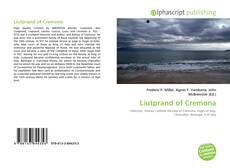 Bookcover of Liutprand of Cremona