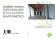 Bookcover of House of Terror