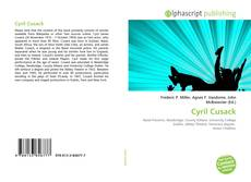 Bookcover of Cyril Cusack