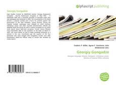 Bookcover of Georgiy Gongadze