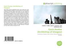 Gavin Dunbar (Archbishop of Glasgow) kitap kapağı