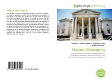 Copertina di Maison d'Armagnac