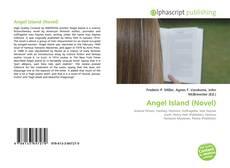 Обложка Angel Island (Novel)