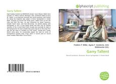Bookcover of Garry Tallent