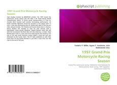 Capa do livro de 1997 Grand Prix Motorcycle Racing Season