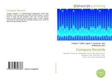Bookcover of Compass Records