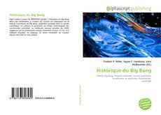 Capa do livro de Historique du Big Bang