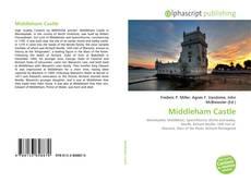 Обложка Middleham Castle