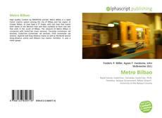 Bookcover of Metro Bilbao