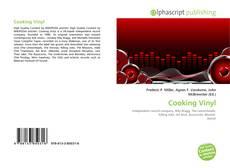 Capa do livro de Cooking Vinyl