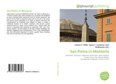 Bookcover of San Pietro in Montorio