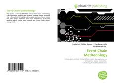 Bookcover of Event Chain Methodology