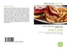 James J. Greco kitap kapağı
