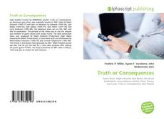 Bookcover of Truth or Consequences