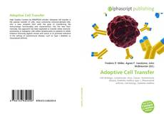 Bookcover of Adoptive Cell Transfer