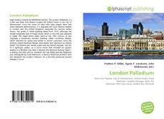 London Palladium kitap kapağı