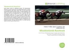 Bookcover of Meadowlands Racetrack