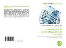 Salaire Minimum Interprofessionnel de Croissance kitap kapağı