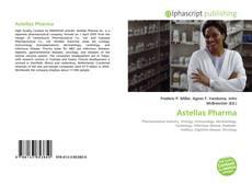 Astellas Pharma kitap kapağı