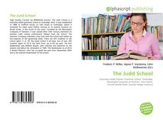 Bookcover of The Judd School
