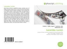 Buchcover von Lacombe, Lucien