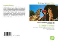 Обложка Malabar Rebellion