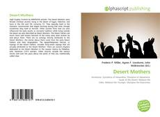 Bookcover of Desert Mothers