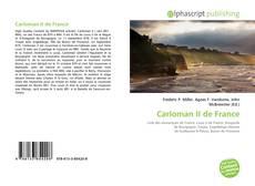 Buchcover von Carloman II de France