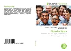Bookcover of Minority rights