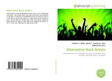 Couverture de Alternative Rock Artists