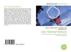 "John ""Hot Rod"" Williams的封面"