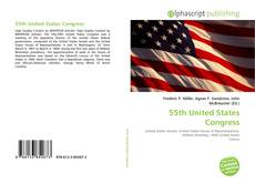 Bookcover of 55th United States Congress