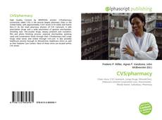 Bookcover of CVS/pharmacy