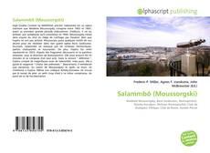 Bookcover of Salammbô (Moussorgski)