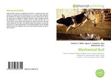 Bookcover of Mechanical Bull