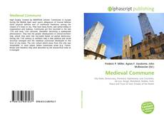 Bookcover of Medieval Commune