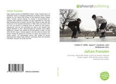Johan Franzén的封面