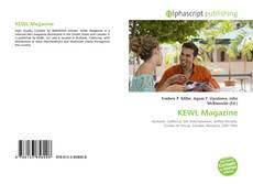 Bookcover of KEWL Magazine